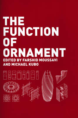 The Function of Ornament (Paperback)