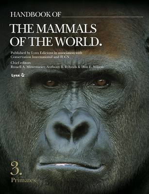 Handbook of the Mammals of the World: Primates v. 3 - Handbook of the Mammals of the World 3 (Hardback)