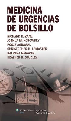 Medicina de Urgencias de Bolsillo (Paperback)