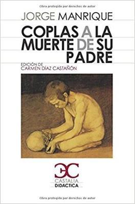 Coplas a la muerte de su padre (Paperback)