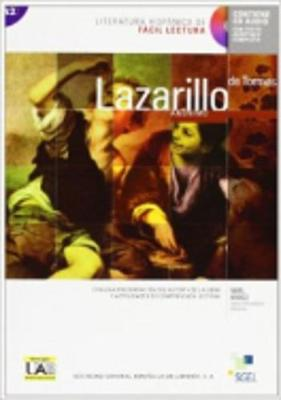 Literatura Hispanica De Facil Lectura: El Lazarillo De Tormes + CD - Literatura Hispanica de Facil Lectura