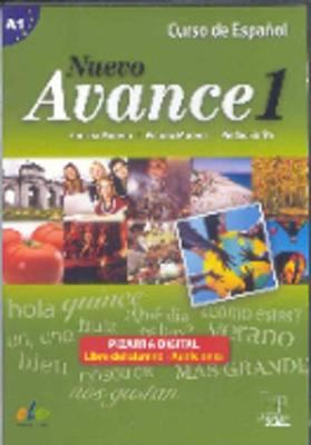 Nuevo Avance 1 Pizarra Digital (Interactive CD-Rom Software) A1 (Paperback)