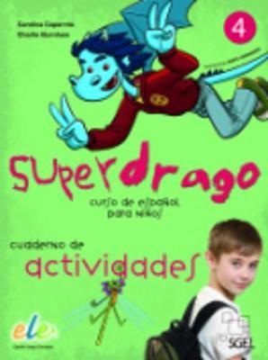 Superdrago 4 Exercises Book (Paperback)