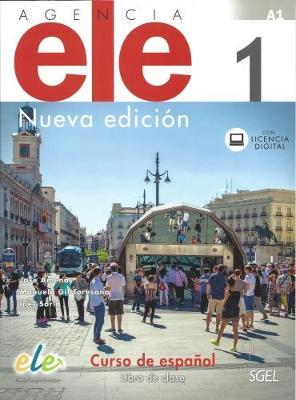 Agencia Ele 1 Nueva Edicion: Student Book with Free Coded Web Access: Curso de Espanol Libro de Clase - Agencia Ele (Paperback)