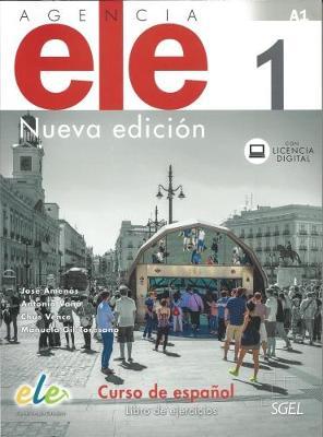 Agencia Ele 1 Nueva Edition : Exercises Book with free coded web access: Curso de Espanol: Libro de Ejercicios - Agencia Ele (Paperback)