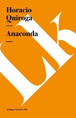 Anaconda - Narrativa (Paperback)