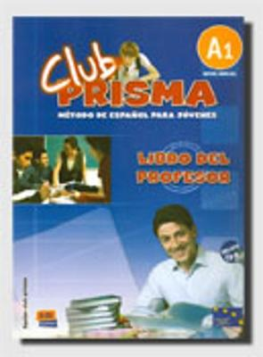 Club Prisma A1: Tutor Book + CD (Hardback)