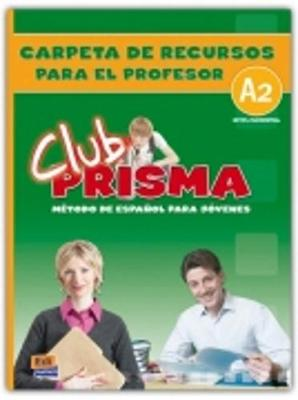 Club Prisma A2: Tutor Pack (Hardback)