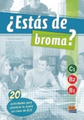 Estas De Broma? (Paperback)