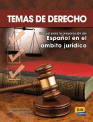 Temas De Derecho: Student Book (Paperback)