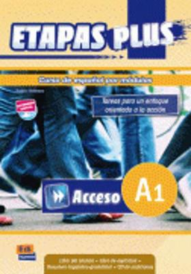 Etapas Plus Acceso A1: Student Book + Exercises + CD