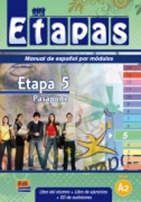 Etapa 5 Pasaporte: Student Book + Exercises + CD