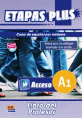 Etapas Plus Acceso A1: Tutor Book (Paperback)
