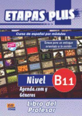Etapas Plus B1.1: Tutor Book (Paperback)