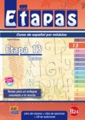 Etapa 13 Textos: Student Book + Exercises + CD