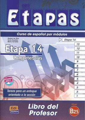 Competencias - Libro del Profesor: Tutor Book Level B25 - Etapas 14 (Paperback)
