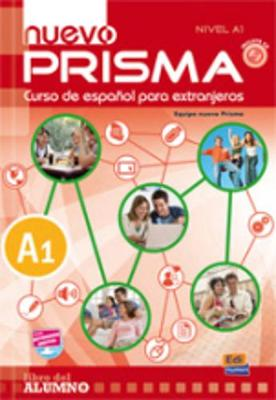 Nuevo Prisma A1: Student Book + CD : 10 units