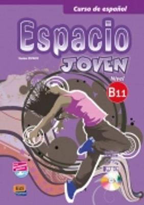 Espacio Joven B1.1: Student Book (CD-ROM)