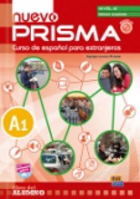 Nuevo Prisma A1 Student's Book Plus Eleteca - Nuevo Prisma (Paperback)