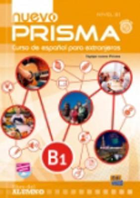 Nuevo Prisma B1: Student Book: Curso de Espanol para Extranjeros - Nuevo Prisma