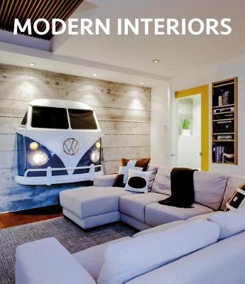 Modern Interiors (Hardback)