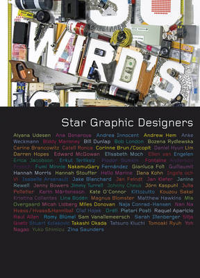 Star Graphic Designers: The Masters of Graphic Design (Paperback)
