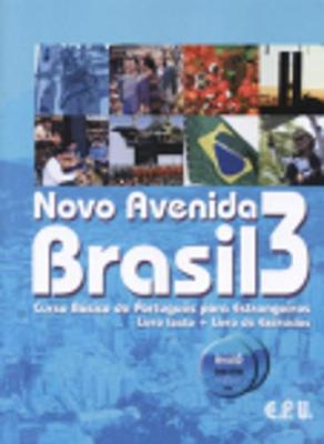 Novo Avenida Brasil: Book/exercise book/CD 3
