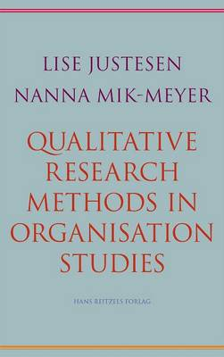 Qualitative Research Method Book