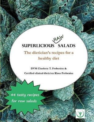 Superlicious Raw Salads (Paperback)