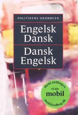 Politikens English-Danish and Danish-English Dictionary (Paperback)