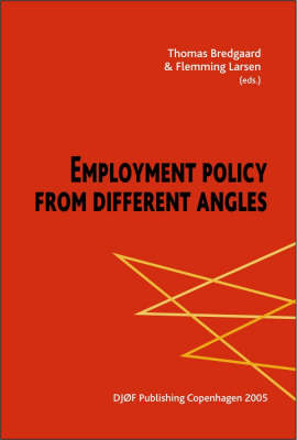 Employment Policy from Different Angles (Paperback)
