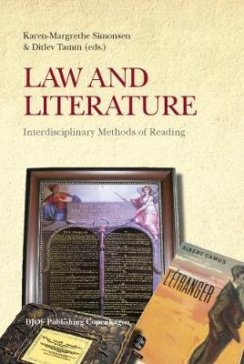 Law and Literature: Interdisciplinary Methods of Reading (Paperback)