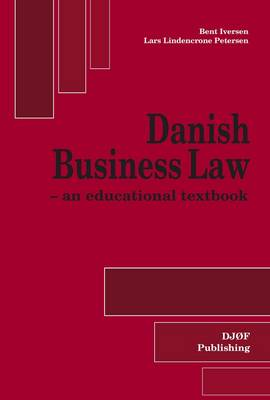 Danish Business Law (Paperback)