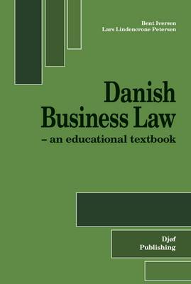 Danish Business Law: An Educational Textbook (Paperback)