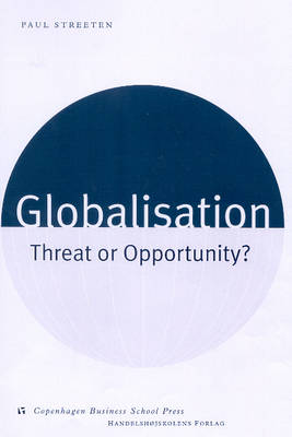Globalisation: Threat or Opportunity? (Paperback)