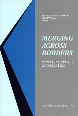 Merging Across Borders: People, Cultures and Politics (Paperback)