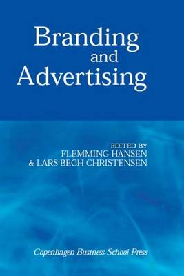 Branding and Advertising (Paperback)