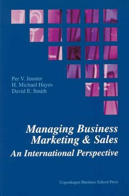 Managing Business Marketing and Sales: An International Perspective (Paperback)