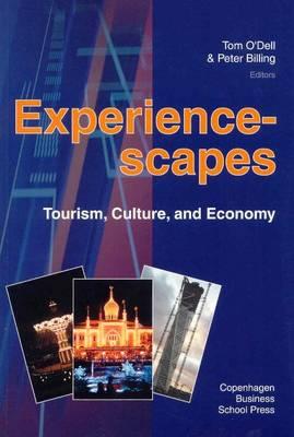 Experiencescapes: Tourism, Culture, and Economy (Paperback)