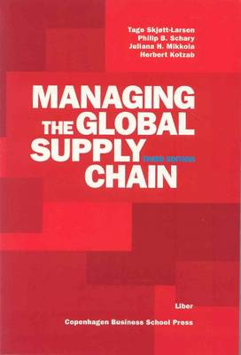 Managing the Global Supply Chain (Paperback)