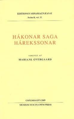 Hakonar Saga Harekssonar (Hardback)