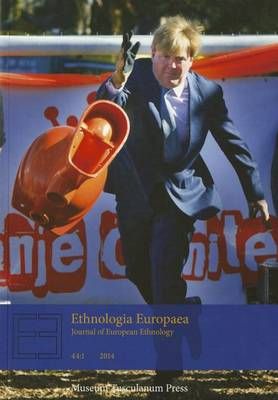 Ethnologia Europaea 44.1: Journal of European Ethnology (Paperback)