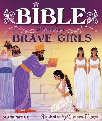 Bible Stories for Brave Girls - Children's Bibles (Paperback)