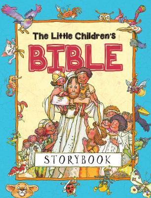 The Little Children's Bible Storybook - Children's Bibles (Hardback)
