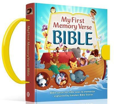 My First Memory Verse Bible (Hardback)