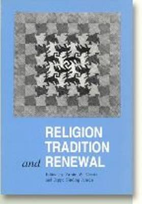 Religion, Tradition & Renewal (Paperback)