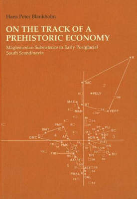 On the Track of a Prehistoric Economy: Maglemosian Subsistence in Early Postglacial South Scandinavia (Hardback)