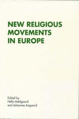 New Religious Movements in Western Europe - Renner S. No. 3 (Paperback)