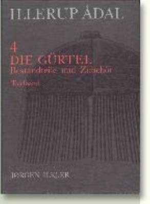 Illerup Adal: Textband / Tafleband v. 3 & 4: Bestandteile und Zubehoer - Jutland Archaeological Society Publications No. 25 (Hardback)