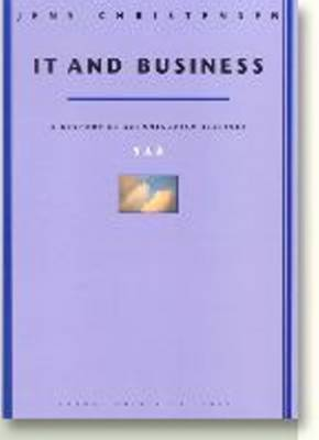 IT & Business: A History of Scandinavian Airlines (Paperback)